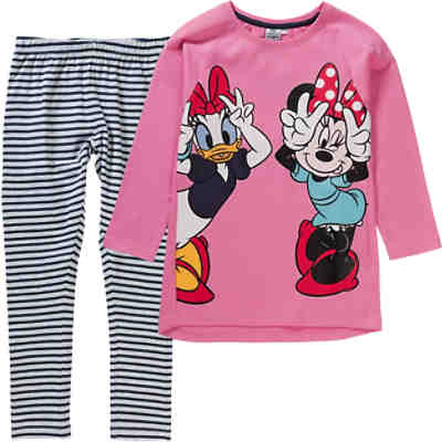 Disney Minnie Mouse Kinder Set Kleid & Leggings