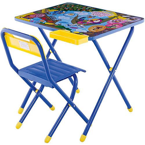 Набор мебели Дэми Попугай Кеша (3-7 лет), синий от Дэми