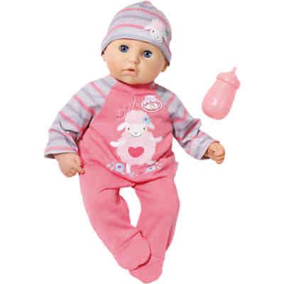 My First Baby Annabell 174 Babypuppe Mit Schlafaugen
