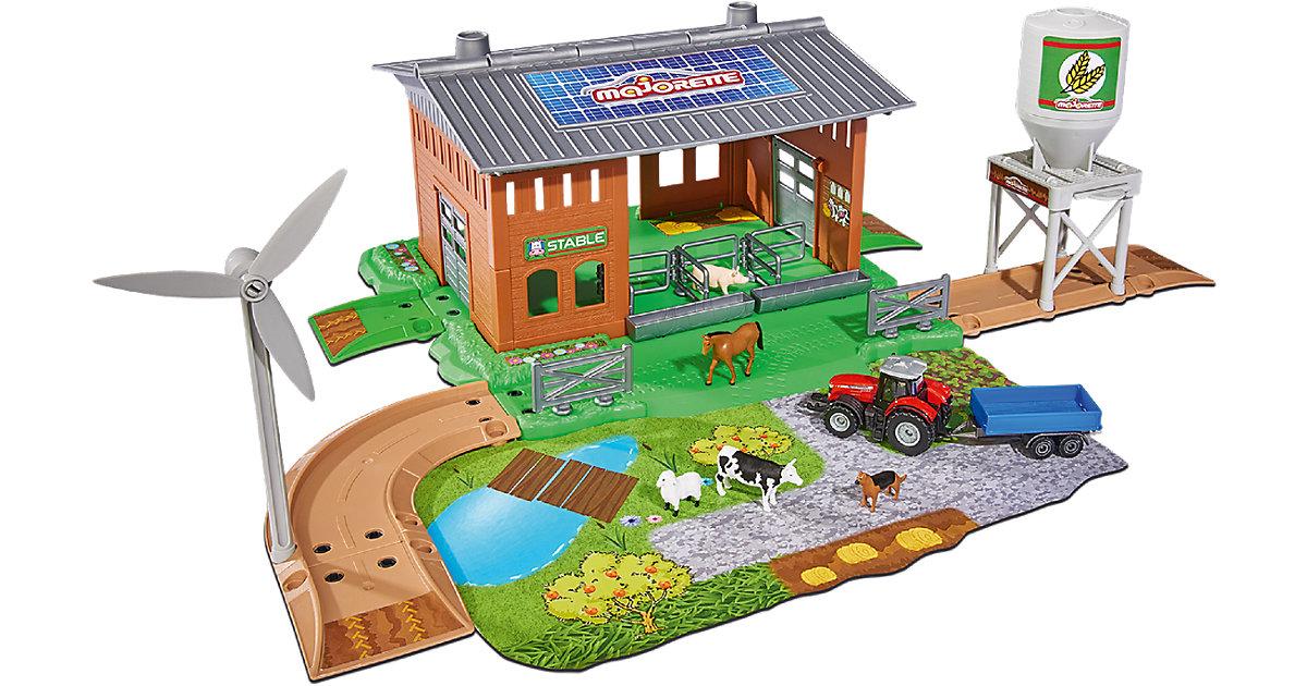 Creatix Bauernhof Stable Spielset