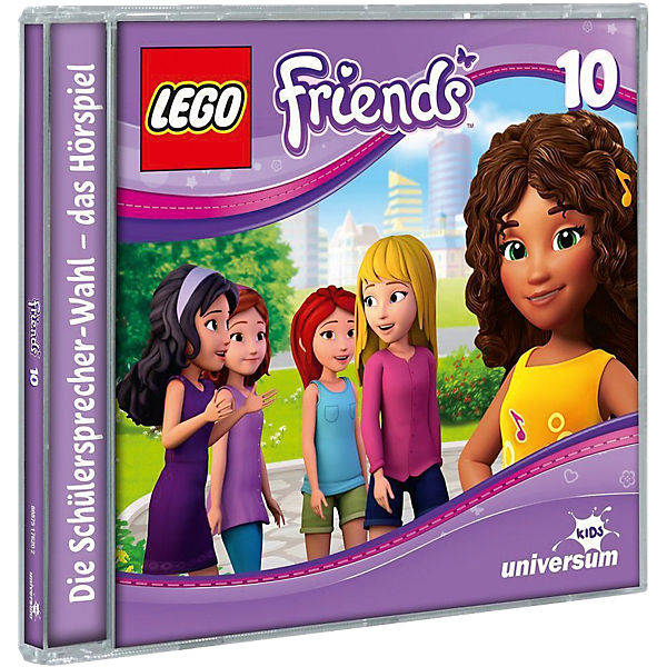 CD LEGO Friends 10