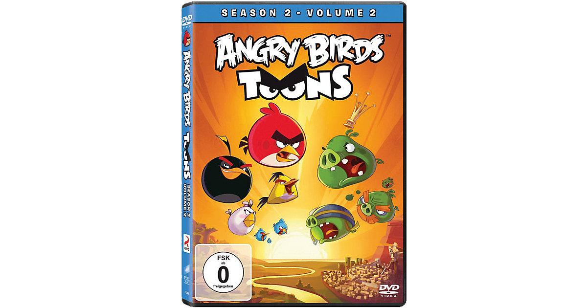 DVD Angry Birds Toons - Season 2.2