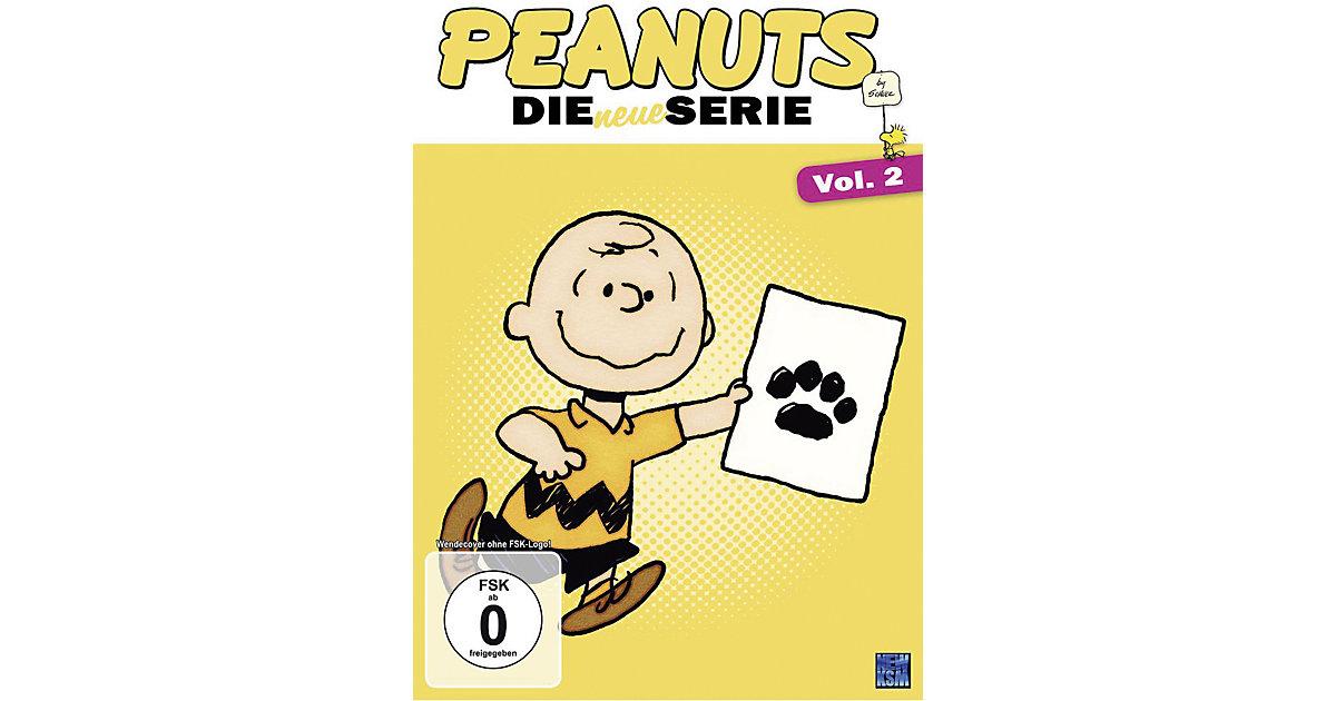 DVD Peanuts 02 - Die neue Serie