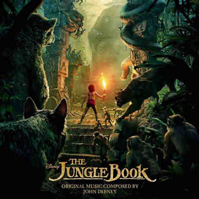 CD Disney The Jungle Book(Soundtrack zumKinofilm)
