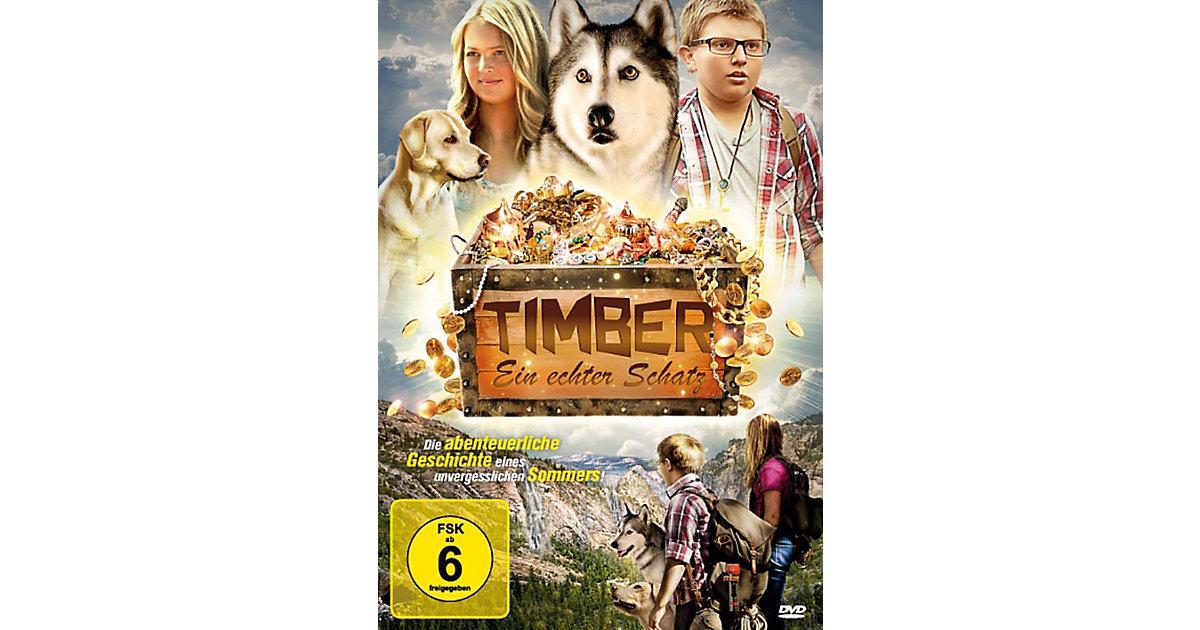 DVD Timber - Ein echter Schatz