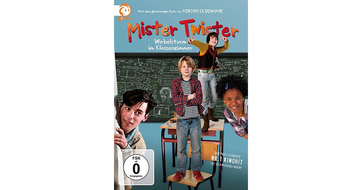 DVD Mister Twister - Wirbelsturm im Klassenzimmer
