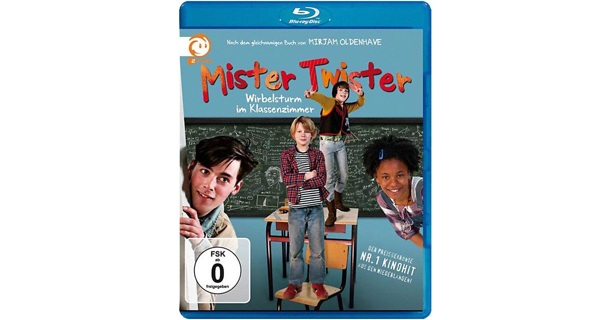 BLU-RAY Mister Twister - Wirbelsturm im Klassen...