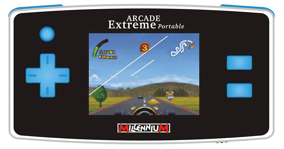 Spielekonsole Arcade Extreme portable mit 200 S...