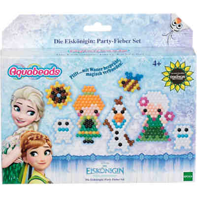 Aquabeads Die Eiskönigin: Party-Fieber Set