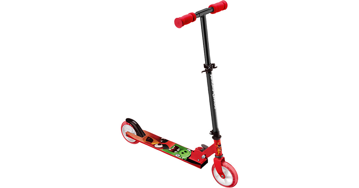 Angry Birds Scooter, klappbar