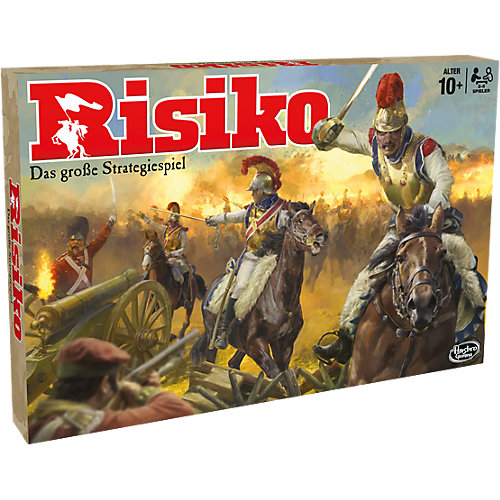 Neupetershain Angebote Hasbro Risiko Refresh