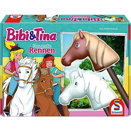 Schmidt Spiele Bibi & Tina, Das große Rennen