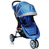 Прогулочная коляска Baby Jogger City Mini Single, голубой-серый