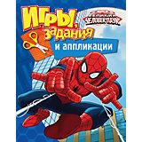 """Игры, задания и аппликации """"Человек-паук"""", Marvel"""