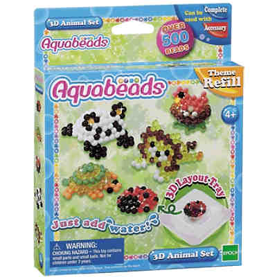 Aquabeads 3D Tier Set