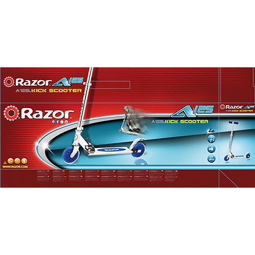Двухколесный самокат Razor German Standart, красный от Razor