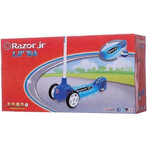 Трехколесный самокат Lil Tek, синий, Razor от Razor