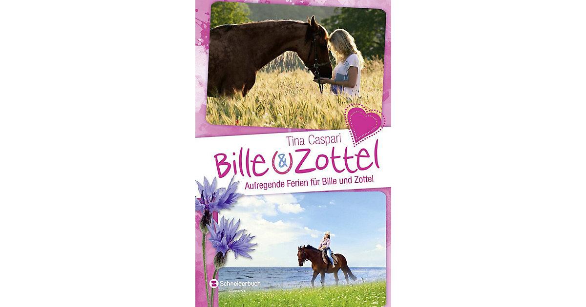Bille und Zottel: Aufregende Ferien Bille und Z...