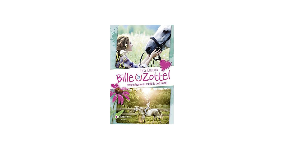 Bille und Zottel: Reiterabenteuer mit Bille und Zottel
