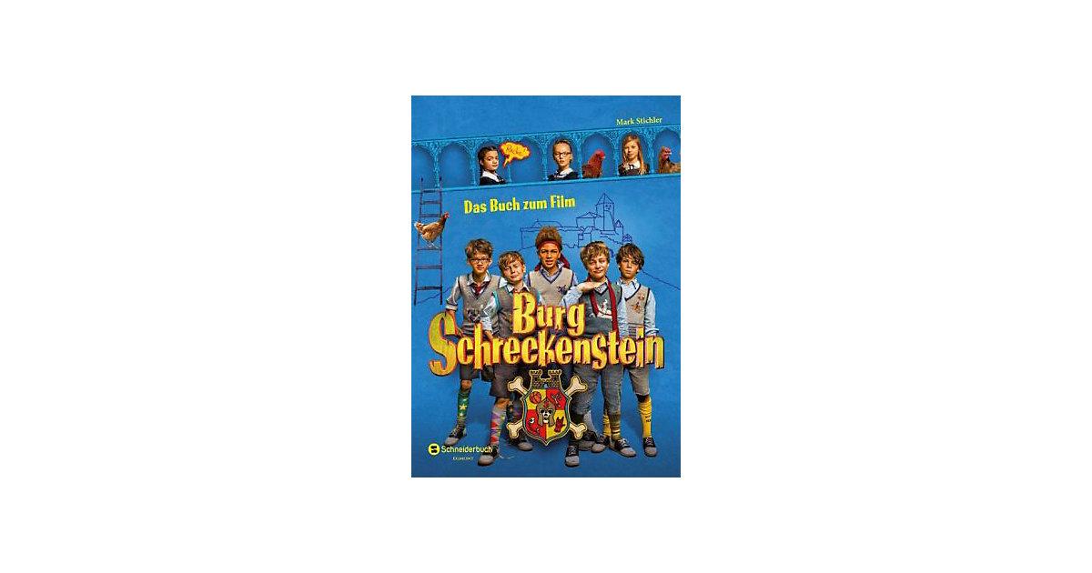 Burg Schreckenstein: Das Buch zum Film