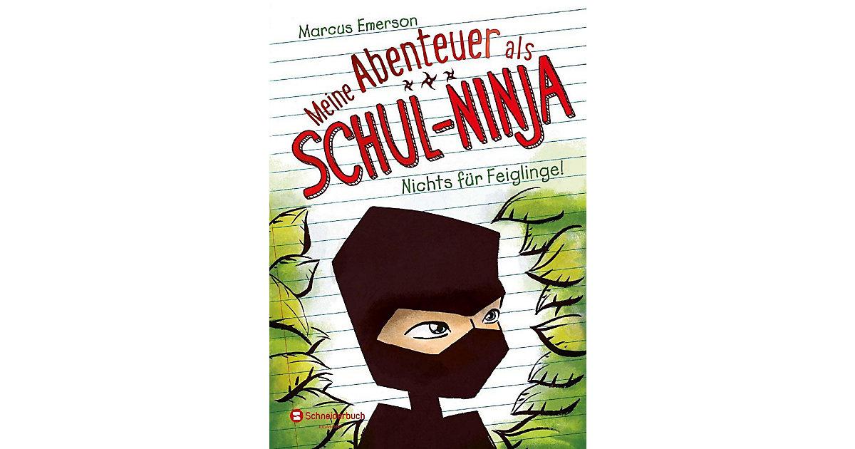 Meine Abenteuer als Schul-Ninja: Nichts Feiglin...