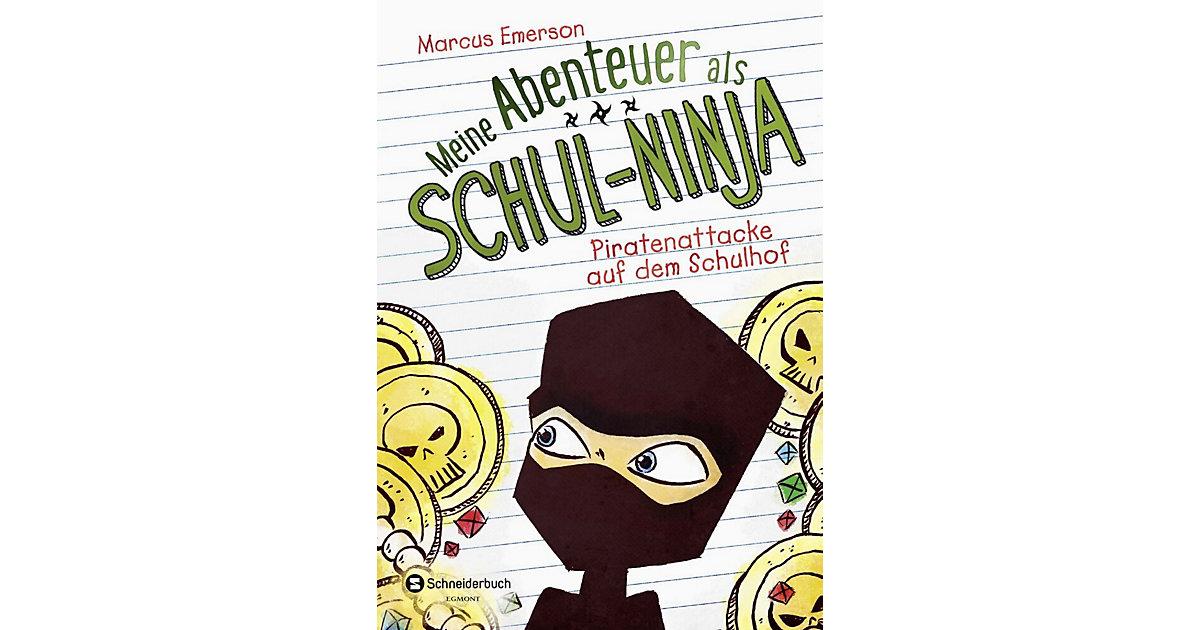 Meine Abenteuer als Schul-Ninja: Piratenattacke...