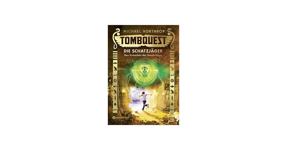 Tombquest: Die Schatzjäger: Das Erwachen der St...