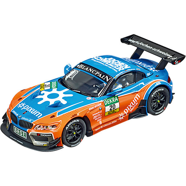 Carrera Evolution 27512  BMW Z4 GT3 Schubert Motorsport No. 20, Blancpain 2014