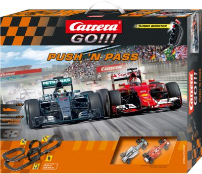 Carrera GO!!! 62393 Push´n pass