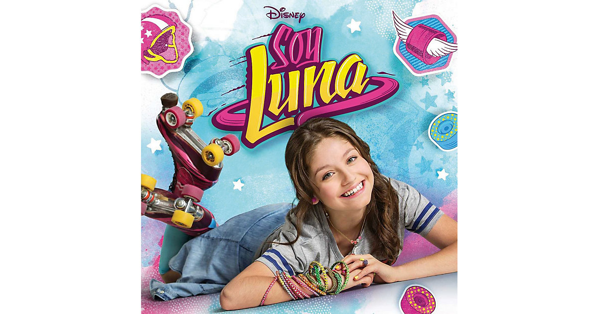 CD Soy Luna - Elenco de Soy Luna (International...