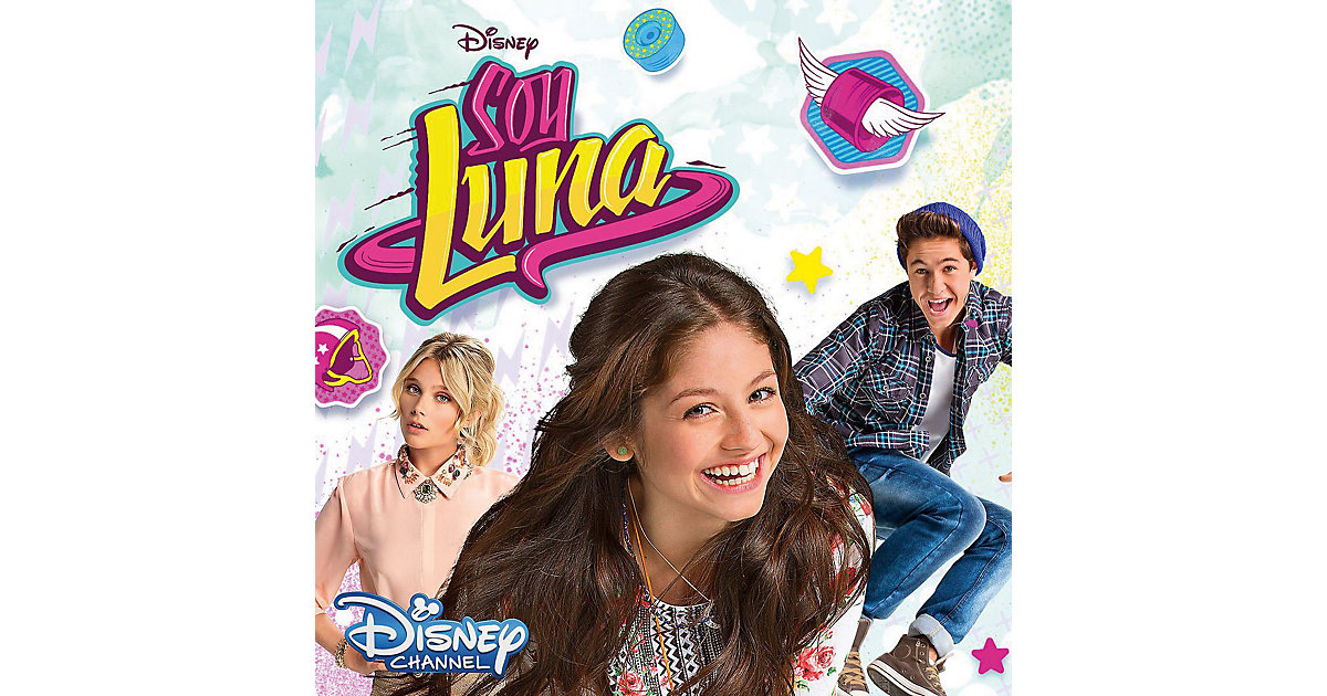 CD Soy Luna: Soundtrack zur TV-Serie (Staffel 1...
