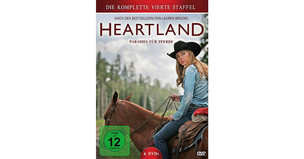 DVD Heartland - Paradies Pferde, Season 4 Kinder