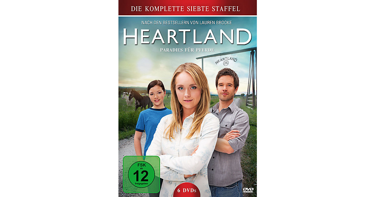 DVD Heartland - Paradies Pferde, Season 7 Kinder