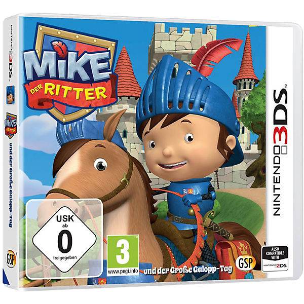 3DS Mike der Ritter