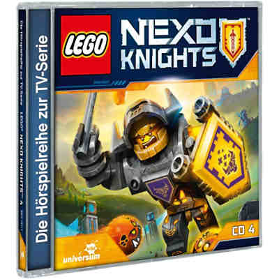 CD LEGO Nexo Knights (CD 4)