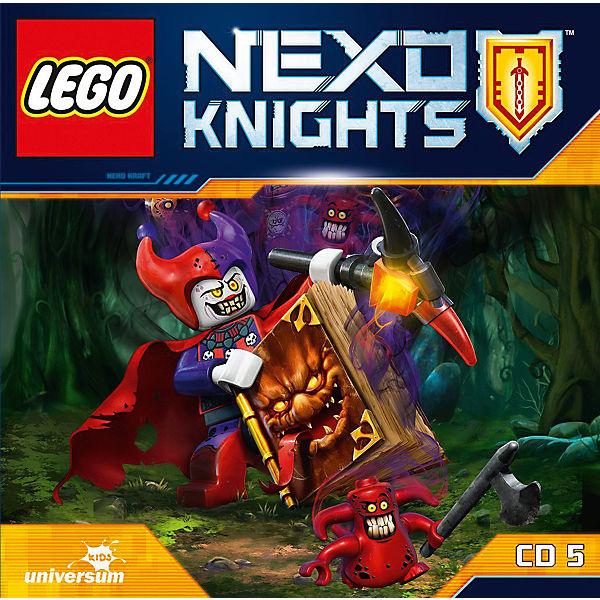 Cd Lego Nexo Knights Cd 5 Lego Nexo Knights