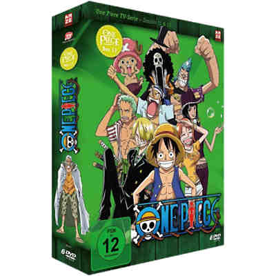 DVD One Piece - TV-Serie - Box 13