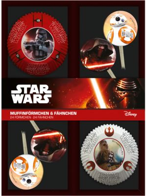 Muffinset Star Wars, 48 Tlg.