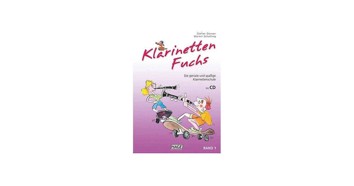 Klarinetten Fuchs, mit 1 Audio-CD