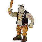 Фигурка Рокстеди, 14 см, со звуком, Черепашки Ниндзя