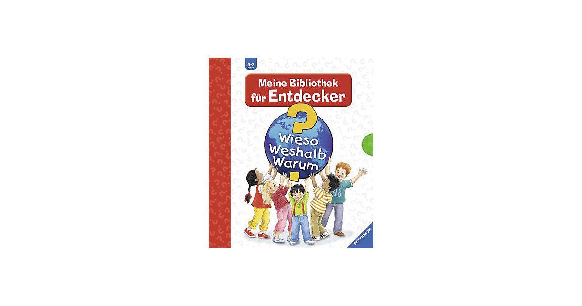Ravensburger · WWW Meine Bibliothek Entdecker, 4 Bände im Schuber Kinder