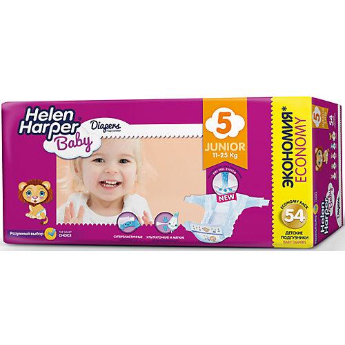 Подгузники Junior Helen Harper Baby 11-25 кг., 54 шт.