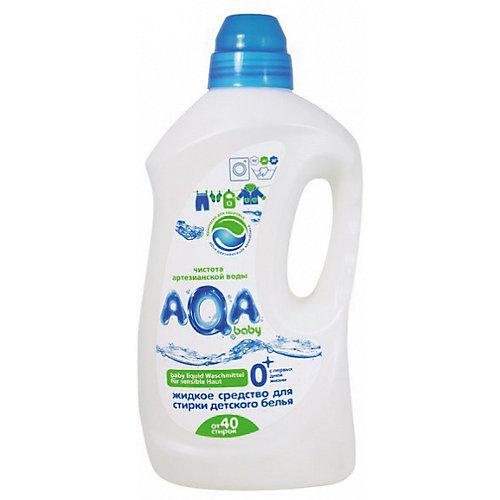 Жидкое средство для стирки детского белья AQA baby, 1500 мл от AQA baby
