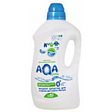Жидкое средство для стирки детского белья AQA baby, 1500 мл