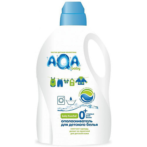 Ополаскиватель для детского белья AQA baby, 1000 мл от AQA baby