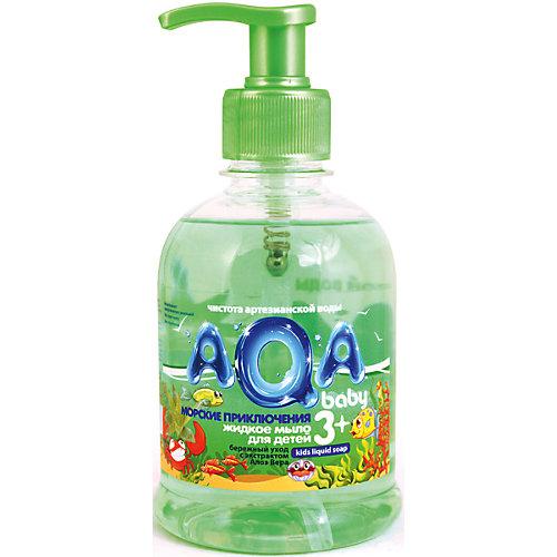 Жидкое мыло AQA Baby Морские приключения 300 мл. от AQA baby