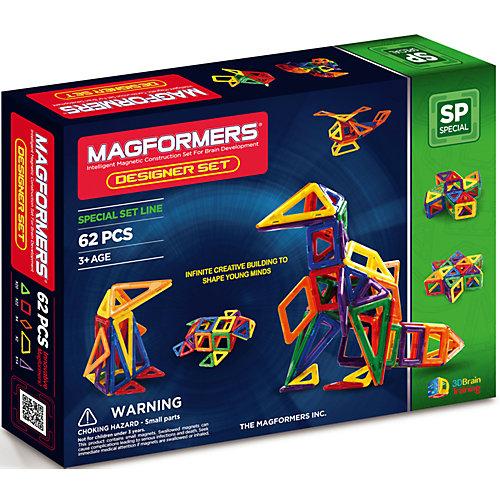 """Магнитный конструктор """"Дизайнер сет"""", MAGFORMERS от MAGFORMERS"""