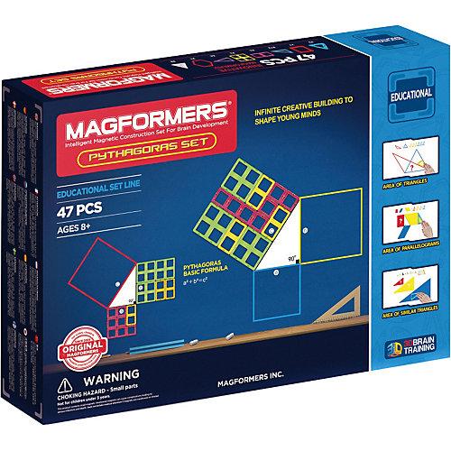 """Магнитный конструктор """"Пифагор"""", MAGFORMERS от MAGFORMERS"""