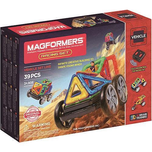 """Магнитный конструктор """"Racing set"""", MAGFORMERS от MAGFORMERS"""