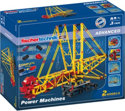 Fischertechnik Advanced ´´Power Machines´´ - Baukasten
